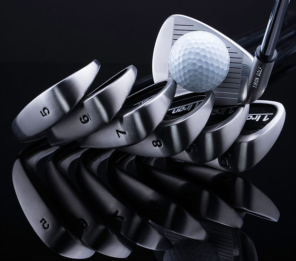Single Length Golf Clubs.