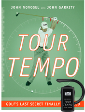golf swing tempo trainer for more distance and better ball striking