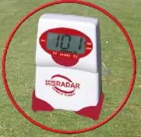 Monitor your swing improvements with Radar.